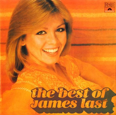 Best of James Last - this is the LP cover, click for the cassette box set cover